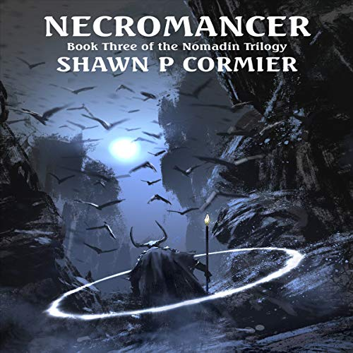Couverture de Necromancer