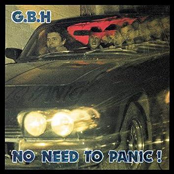 No Need to Panic!