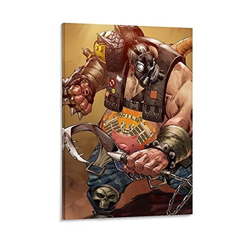 Póster de Overwatch con impresión artística de 30 x 45 cm
