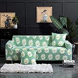 ASCV Schonbezüge Sofa All-Inclusive-Schnitt L-förmige Couchbezug elastische volle Sofabezug für...