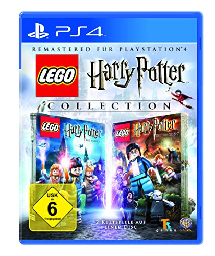 Lego Harry Potter Collection PlayStation 4 - [Edizione: Germania]