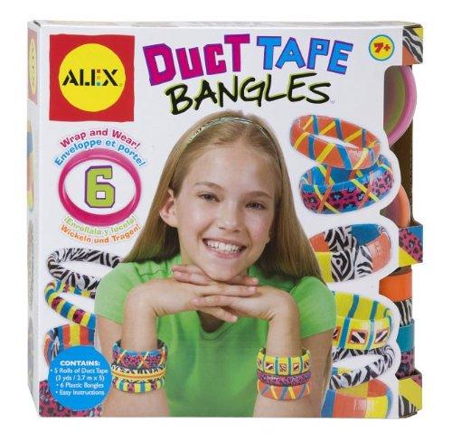 Alex Toys Diy Wear - 767w - Décore Tes Bracelets En Rubans Adhésifs