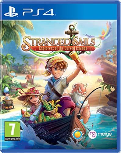 Stranded Sails Ps4 - Playstation 4