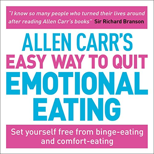 Allen Carr's Easy Way to Quit Emotional Eating cover art
