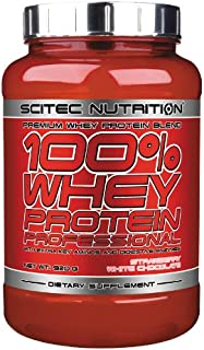 100% Whey Protein Professional 920g Chocolate Hazelnut Scitec Nutrition 30 servings