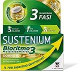 Sustenium Bioritmo3 Donna 60+ - Integratore Multivitaminico con...