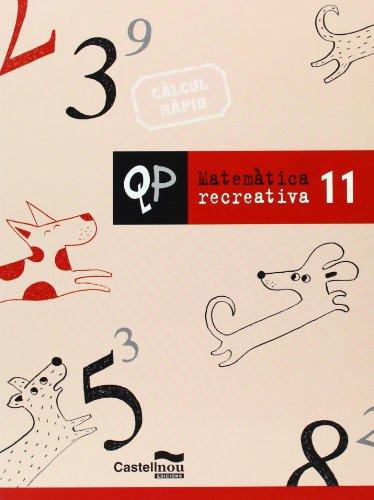 Qp Matematica Recreativa 11 (Cuadernos de Primaria)