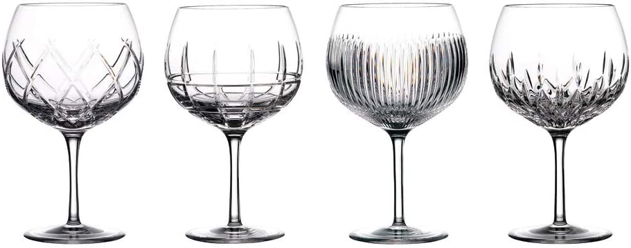 Waterford Gin Journeys Balloon Lowest Boston Mall price challenge Wine 1 Glass Set clear 4