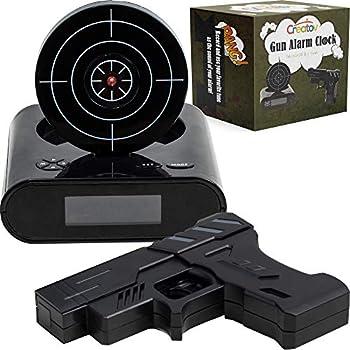 Best gun alarm clock Reviews