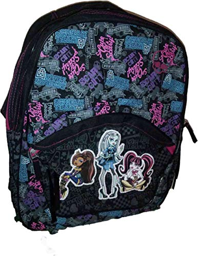 Monster High Sac à dos l'éffigie de Monster high...