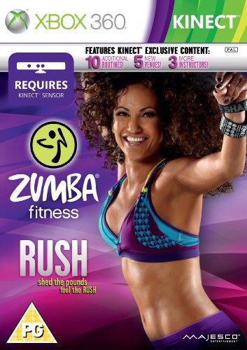 [UK-Import]Kinect Zumba 2 Fitness Rush Game XBOX 360