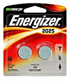 Energizer - Lithium Batteries 3.0 Volt For CR2025/DL2025/LF1/3V (2 Pack, Total 4)
