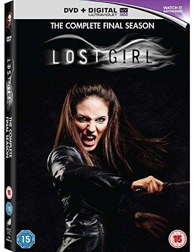 Lost Girl - Season 05 [Reino Unido] [DVD]