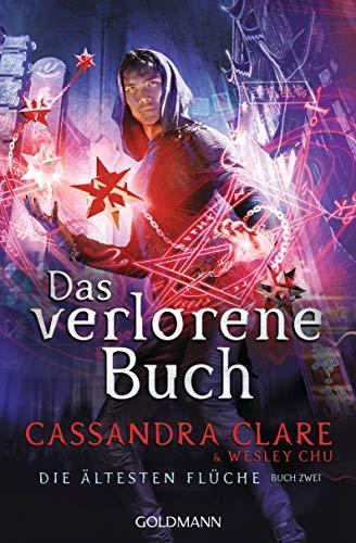 Buchseite und Rezensionen zu 'Das verlorene Buch: Die Ältesten Flüche 2' von Cassandra Clare