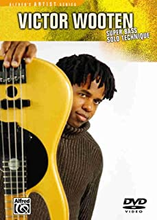 Victor Wooten Super Bass Solo Technique