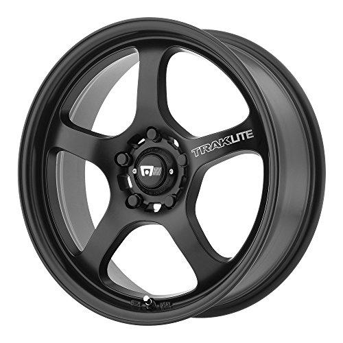 Motegi Racing MR131 Traklite Satin Black Wheel (18x8'/5x114.3mm, +45mm offset)
