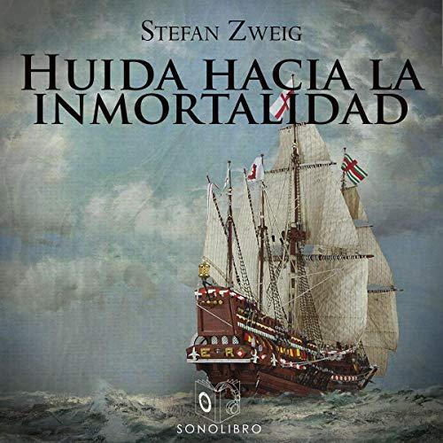 Huida hacia la inmortalidad [Flight to Immortality] cover art