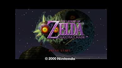N64 The Legend of Zelda: Majora's Mask - Wii U [Digital Code]