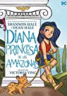 Diana, Princesa de las amazonas par Hale