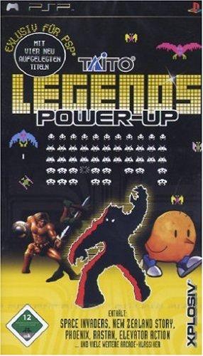 Taito Legends - Power Up [Edizione : Germania]