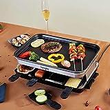 IMG-3 raclette calore regolabile 8 mini