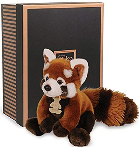 Nature HO2217 - Les Authentiques Peluche Panda Rosso