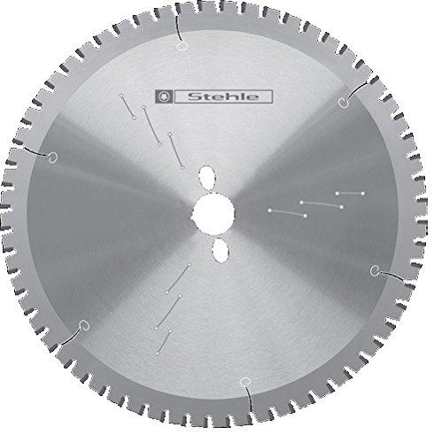 Stehle HW Unisteel Metall-Kappkreissägeblatt 355x2,6/2,2x30mm Z=80 Flachzahn mit wechselseitiger Fase