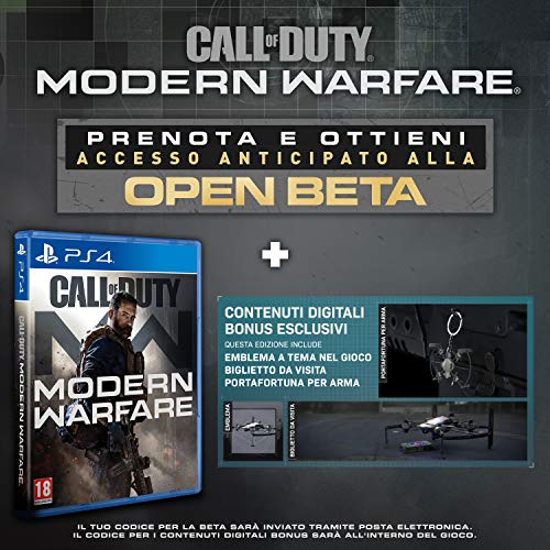 call od duty modern warfare