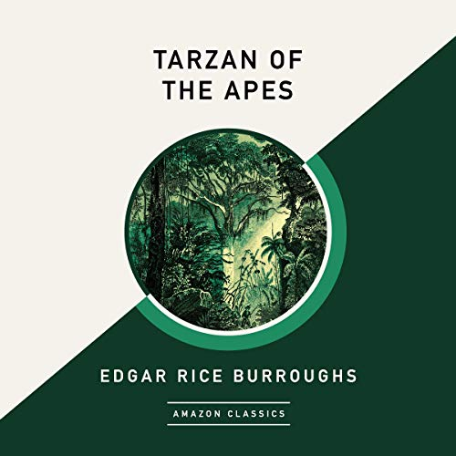 Tarzan of the Apes (AmazonClassics Edition) cover art