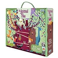 The Animal Tree Puzzle