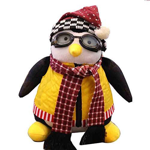 Freunde Kinderspielzeug Umgebung Pinguin Plüsch-Puppe Spielt Joey Gute Freunde Und Gute Partner Jungen Und Mädchen Freundin Geburtstagsgeschenk Weihnachten a-27CM(210克)