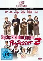 Sechs Pistolen jagen Professor Z