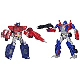 Transformers 4 Age of Extinction Exclusive Evolution Action Figure 2-Pack Optimus Prime