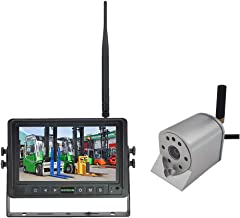 $229 » Sponsored Ad - SHIVISION 2.4GHz Digital Wireless AHD Forklift Camera System 4 Channel 7 Inch AHD Monitor and Waterproof AH...