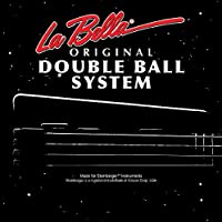 La Bella ラ・ベラ ベース弦 S300 Stainless Steel Round Wound Bass Strings