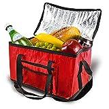 Parkland Extra große 26 Liter Kühltasche Box Picknick Camping Essen Getränke Mittagessen Festival...