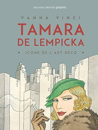 Tamara de Lempicka: Icône de l'art déco