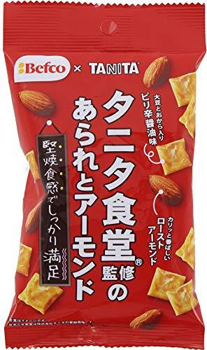 栗山米菓 タニタ食堂監修のあられとアーモンド 10袋