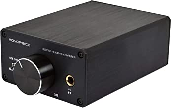 Best monoprice headphone amp Reviews