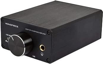 Monoprice 111567 Desktop Headphone Amplifier