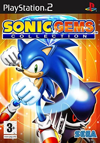 SEGA Sonic Gems Collection vídeo - Juego (PlayStation 2, Plataforma, E (para todos))