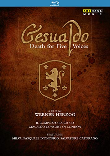 Il Complesso Barocco, Gesualdo Consort - Gesualdo [Blu-ray]