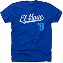 500 LEVEL Javier Baez Shirt - Chicago Baseball Men's Apparel - Javier Baez El Mago Players Weekend