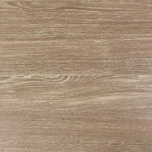 [12,56€/m²] Klebefolie in brauner Holz-Optik [200 x 67,5cm] I Selbstklebende Folie für Möbel Küche & Deko I Selbstklebefolie hitzebeständig & abwaschbar I 3D Holz-Maserung Dekor