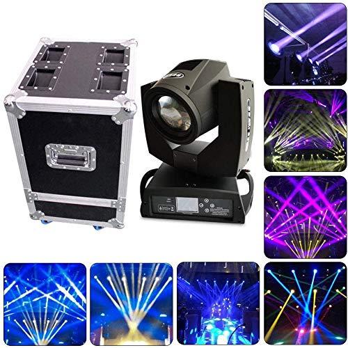 230w 7R Beam Moving Head Lighting Stage Light Effect DMX512 Osram Beam Zoom Moving Head Bühnenlicht mit Box 16+8 Prism, 14 Farbzoompunkt
