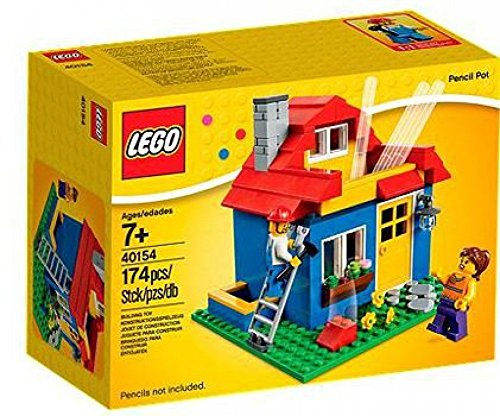 LEGO Exclusives Pencil Pot House Set #40154 by LEGO