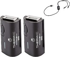 Therm-ic Powerpack Juego de suelas calefactables con bater/ías
