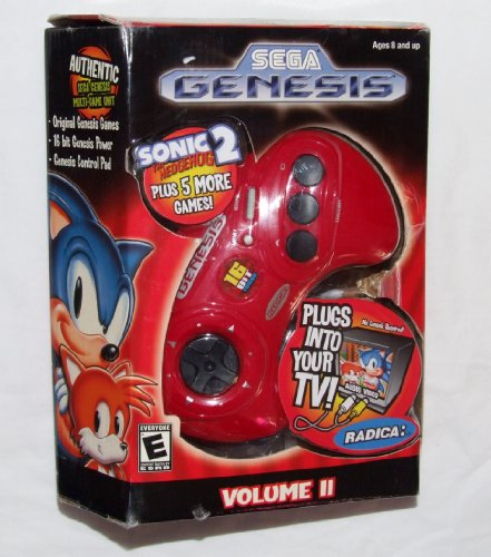 Arcade Legends Sega Genesis 2