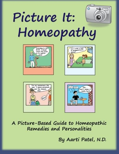 Compare Textbook Prices for Picture It: Homeopathy: A Picture-Based Guide to Homeopathic Remedies and Personalities  ISBN 0884225147289 by Patel N.D., Aarti,Patel N.D., Aarti