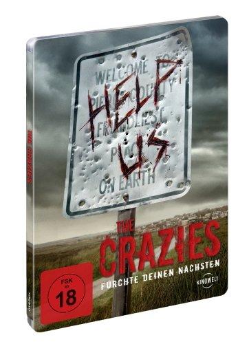The Crazies - Fürchte deinen Nächsten (Steelbook)